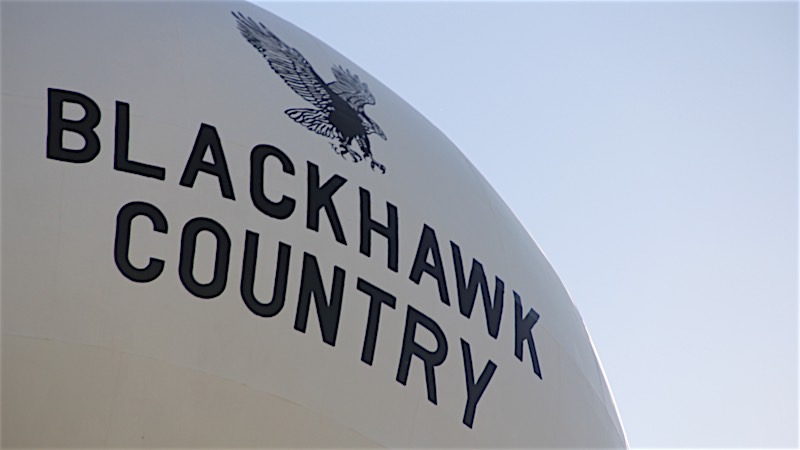 Welcome to Blackhawk Country!